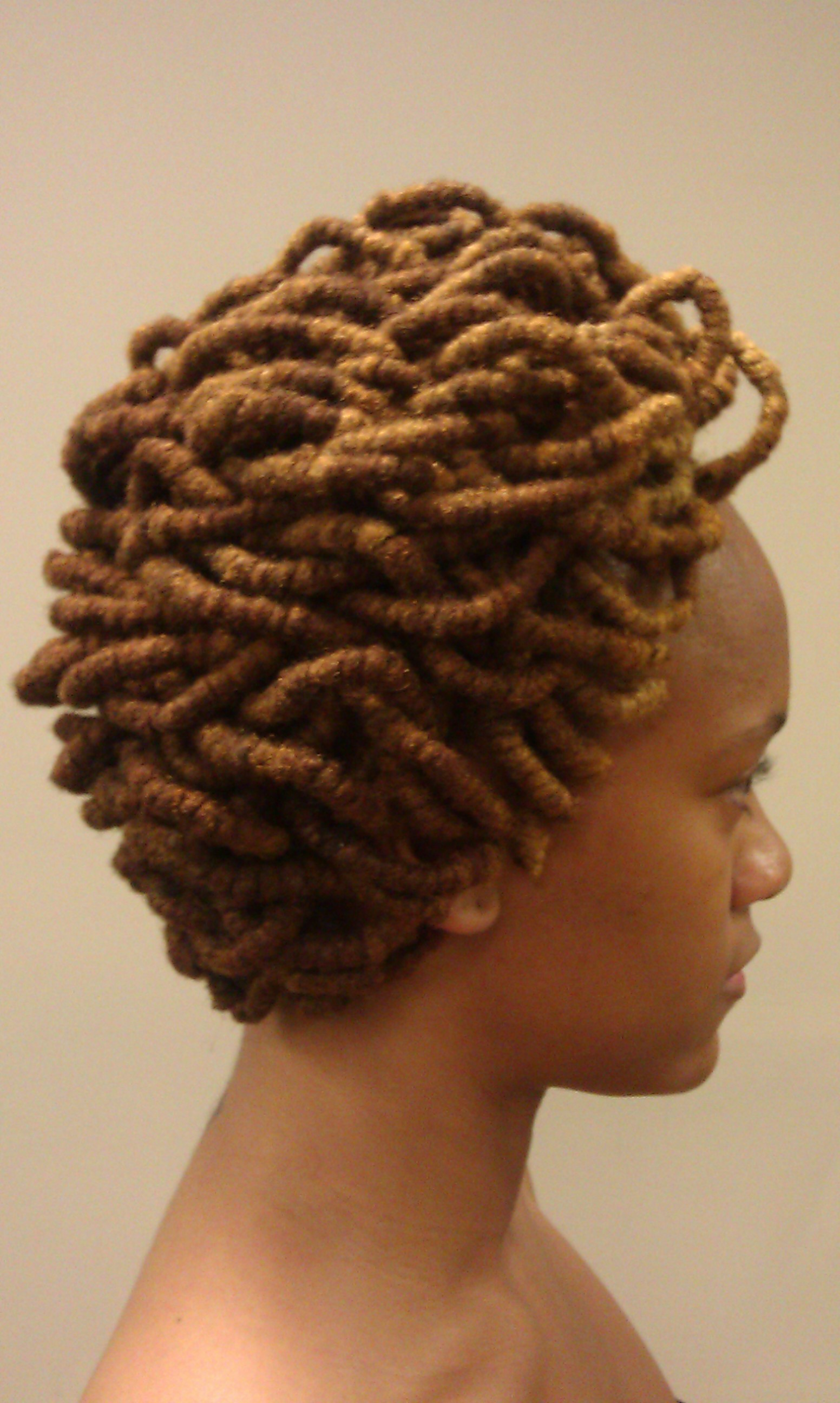 Loc Styles for Long Hair
